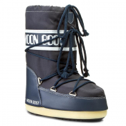 Moon Boot Denim Blue Kids