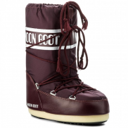 Moon Boot Burgundy Kids