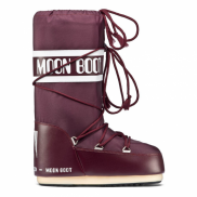 Moon Boot Nylon Burgundy