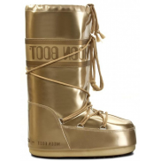 Moon Boot Vinyl Met Gold