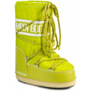 Moon Boot Nylon Lime Kids
